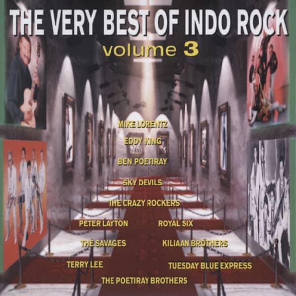 Vol.3, Very Best Of Indo Rock