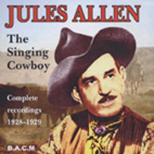 The Singing Cowboy (1928-29)