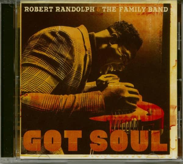 Got Soul (CD)