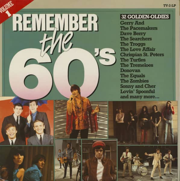 Remember The 60's Vol.1 (2-LP)