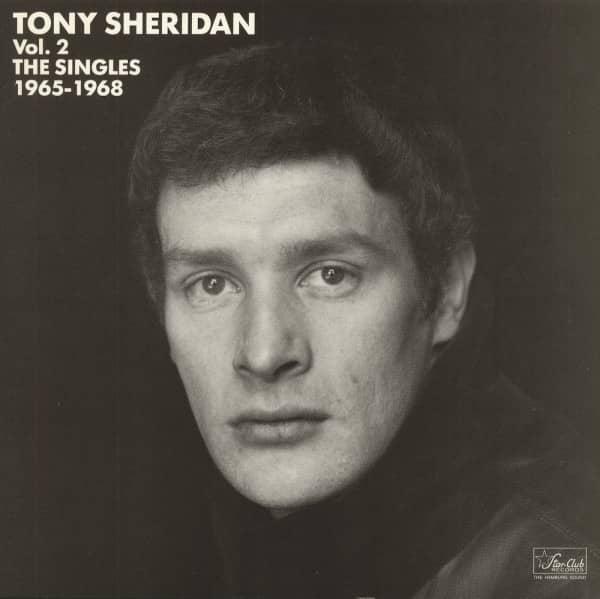The Singles 1965-1968, Vol.2 - (Vinyl LP & Inlay)
