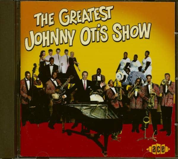 The Greatest Johnny Otis Show (CD)