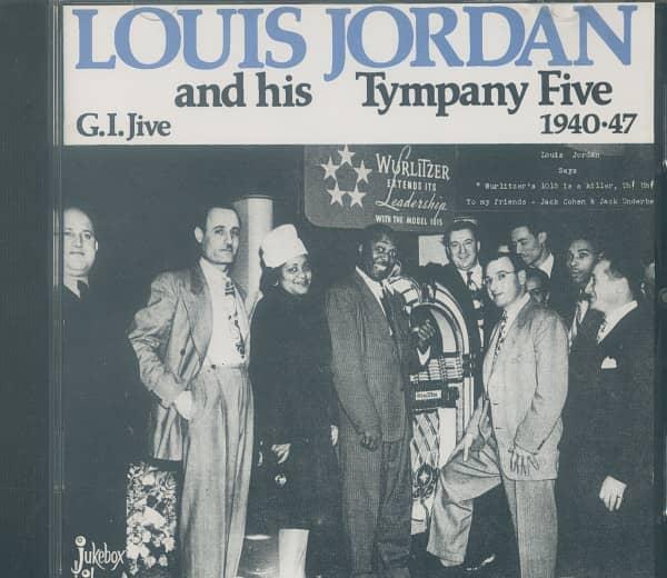 G.I. Jive (CD)