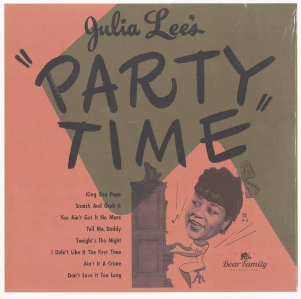 Party Time (LP, 10inch, Ltd.)