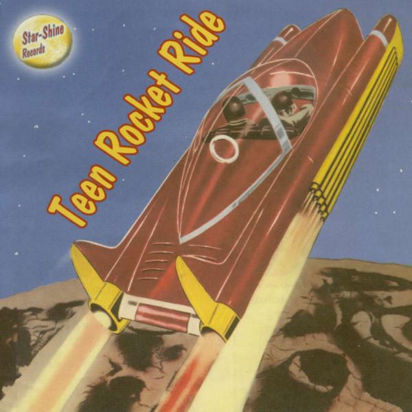 Teen Rocket Ride