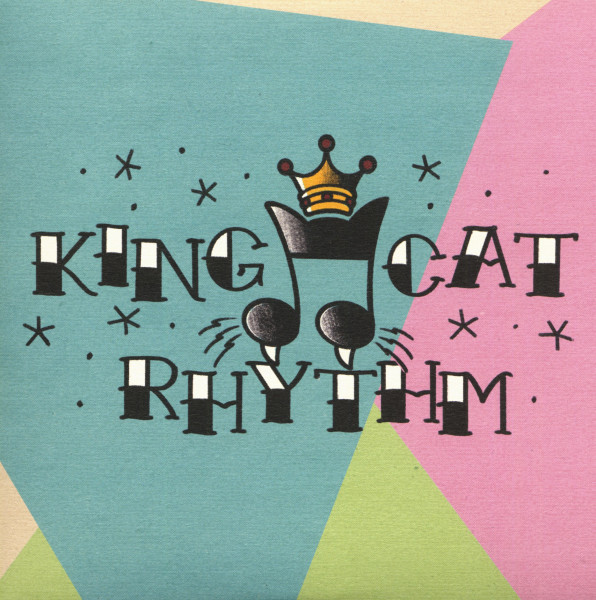 King Cat Rhythm (7inch, 33rpm, EP, Colored Vinyl, Ltd.)