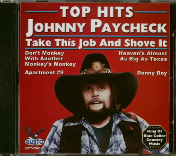 Take This Job And Shove It (CD)