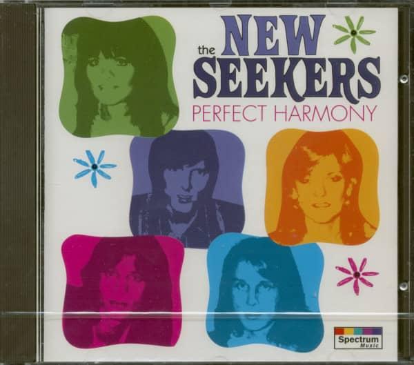 Perfect Harmony (CD)
