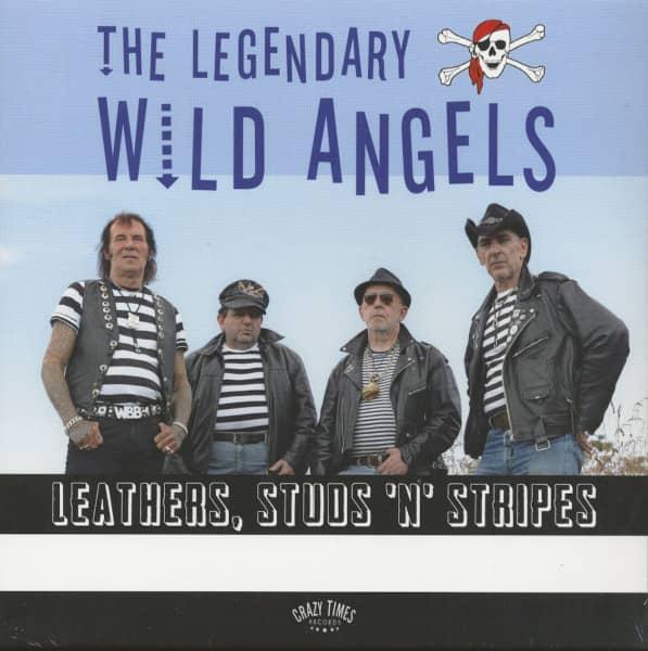 Leathers, Studs 'n' Stripes (LP)