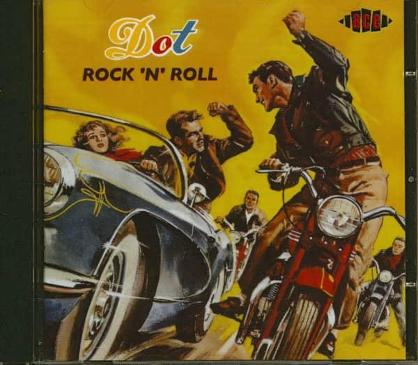Dot Rock & Roll (CD)