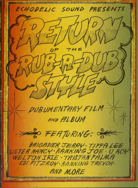 Return Of The Rub-A-Dub Style (CD & DVD)