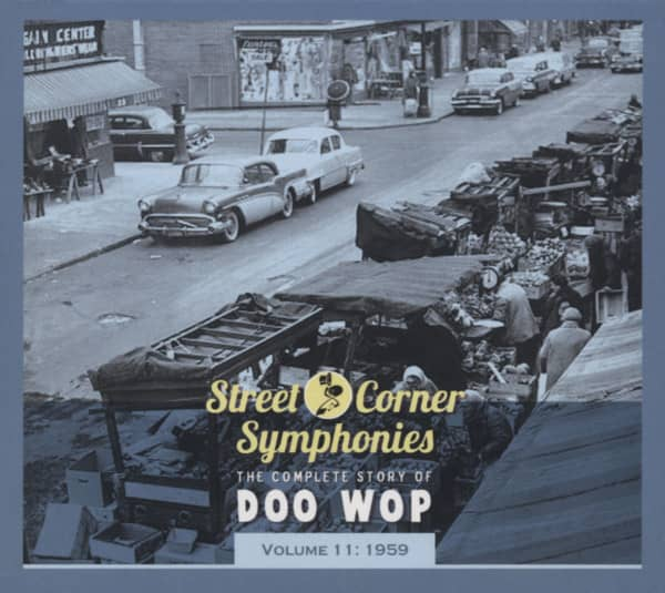 Vol.11, 1959 The Complete Story Of Doo Wop
