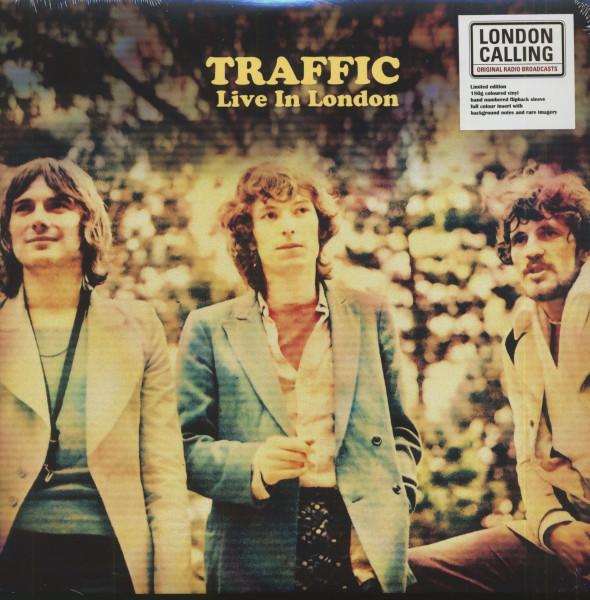 Live In London (LP, 180g Green Vinyl, Ltd. & Numbered)