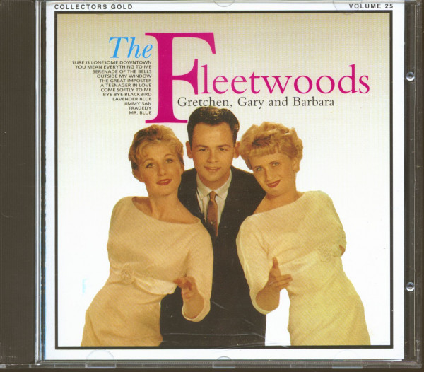 The Fleetwoods - Gretchen, Gary & Barbara (CD)