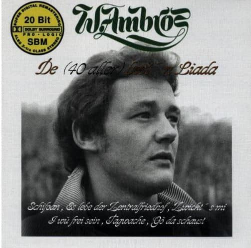 De 40 (aller)best'n Liada (2-CD)