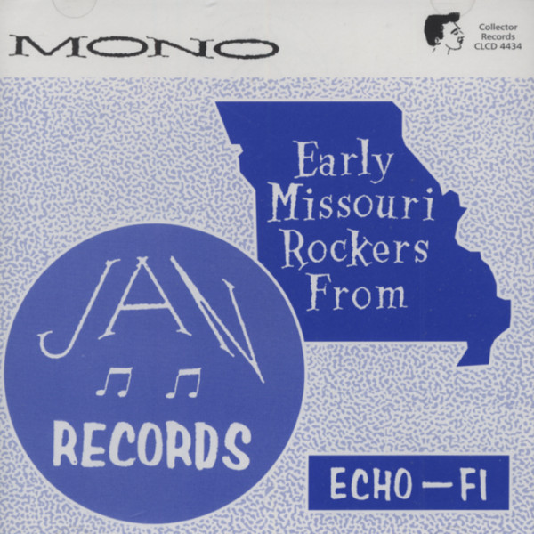 Early Missouri Rockers from Jan Records