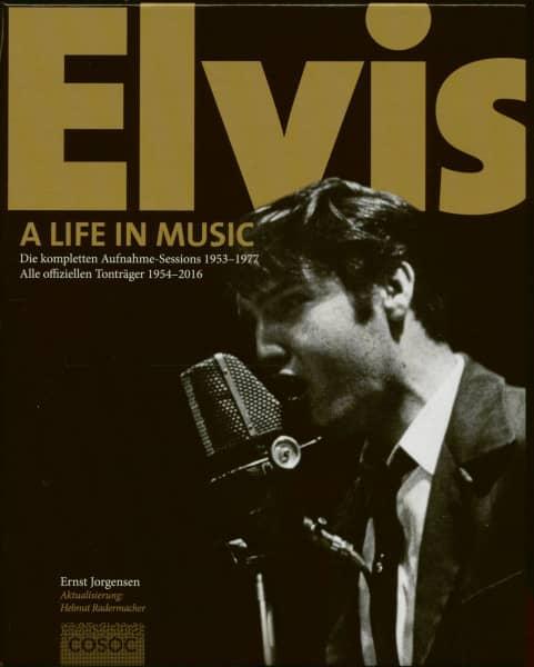 A Life In Music - Die kompletten Aufnahme-Sessions 1953-1977 (Ernst Jorgensen - Aktualisierung: Helmut Radermacher)