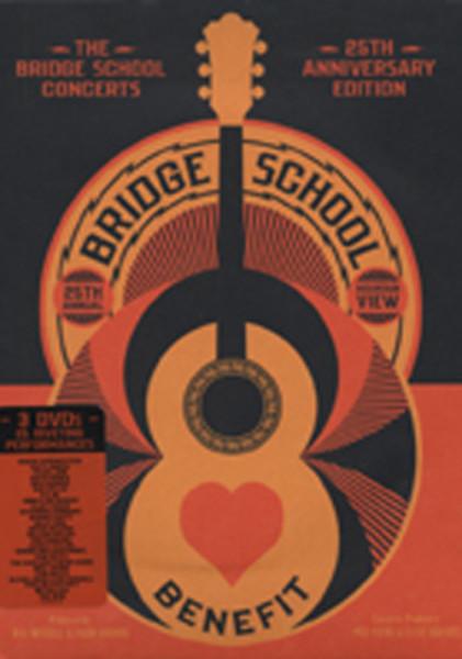 Bridge School Concerts 25th. (3-DVD Digipac)