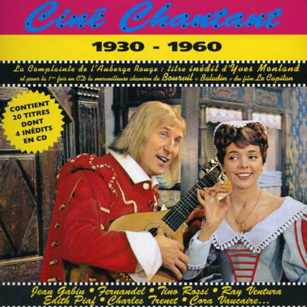 Cine Chantant 1930-1960