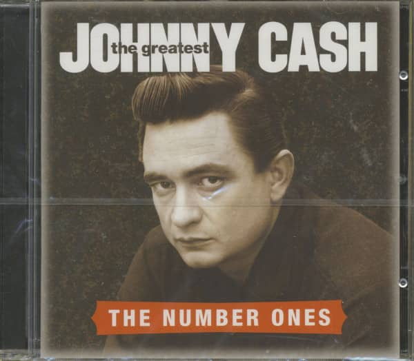 The Greatest - The Number Ones (CD)