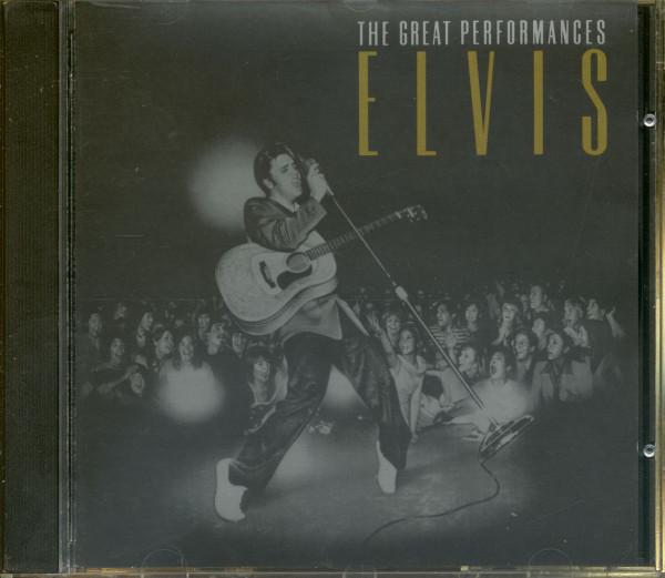 The Great Performances (CD, Australia)
