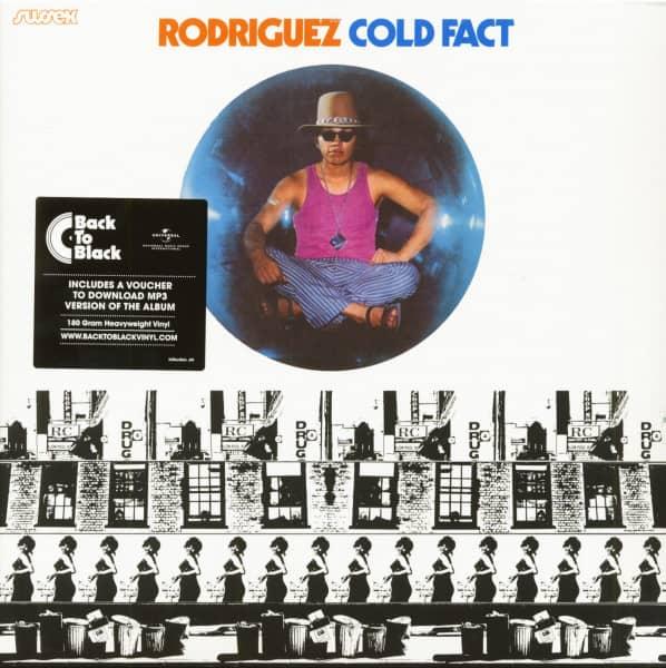Cold Fact (LP & Download, 180g Vinyl)