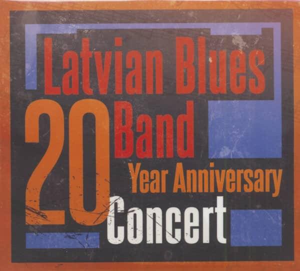 20 Year Anniversary Concert (2-CD)