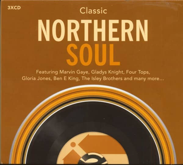 Classic Northern Soul (3-CD)