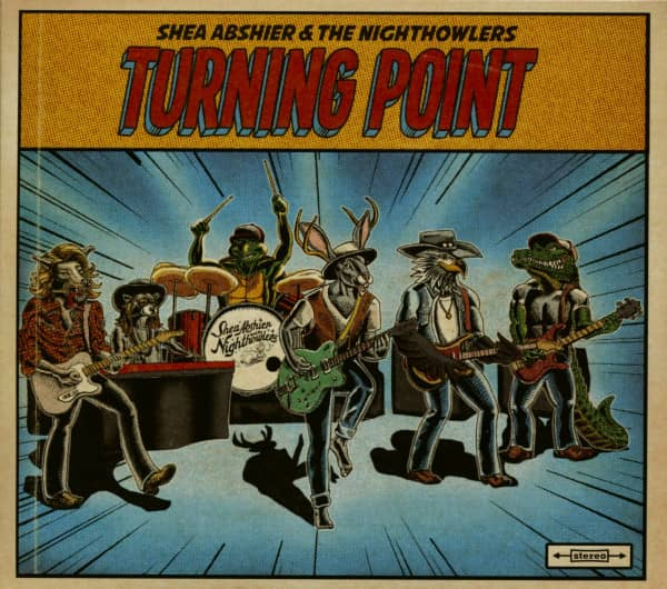 Turning Point (CD)