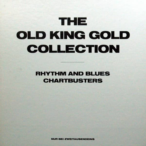 The Old King Gold Collection Vol.I-X (10-LP)