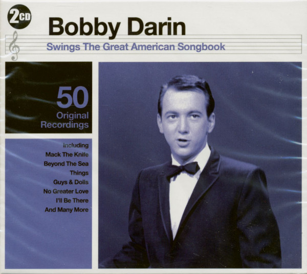 Swings The Great American Songbook (2-CD)