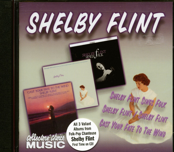 3 Albums From Shelby Flint (2-CD)