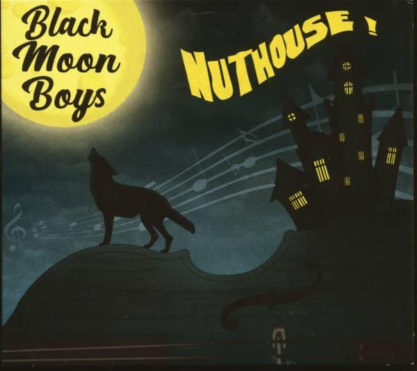Nuthouse! (CD)