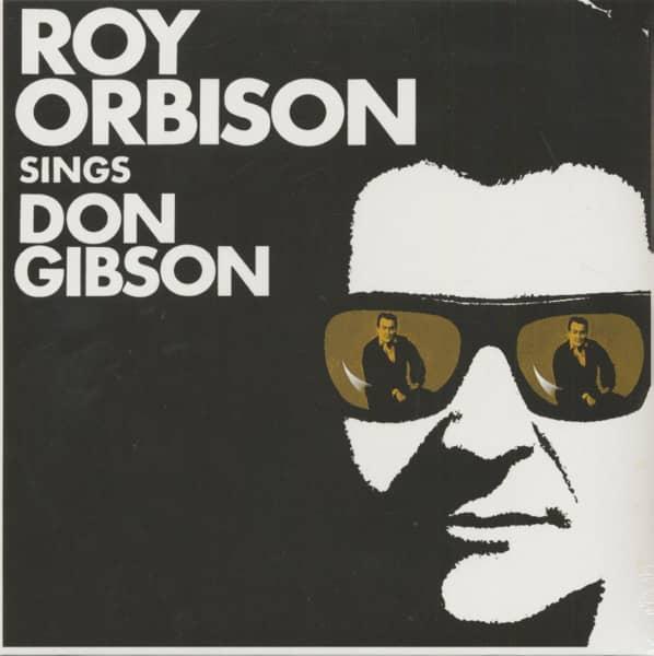 Roy Orbison Sings Don Gibson (LP, 180g Vinyl)