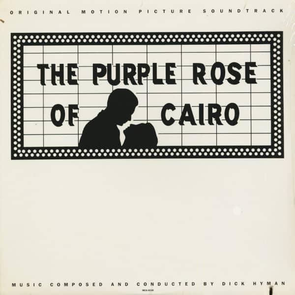 The Purple Rose Of Cairo - Soundtrack (LP, Cut-Out)
