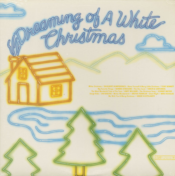 Dreaming Of A White Christmas (LP)