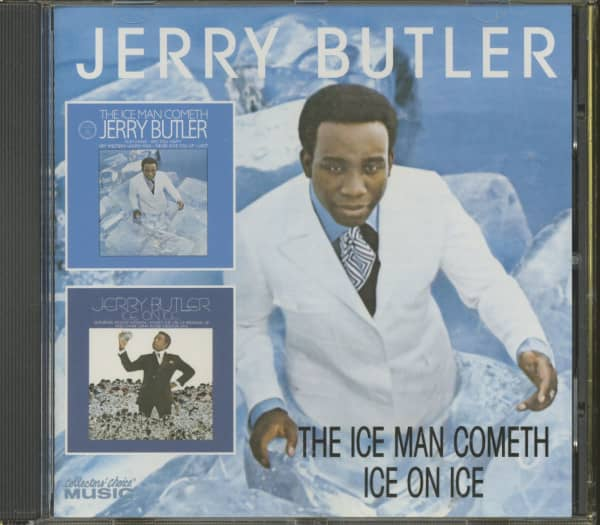 The Iceman Cometh - Ice On Ice (CD)