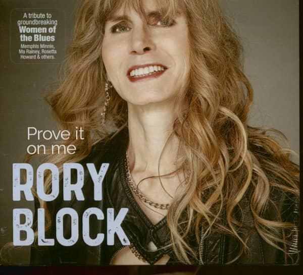 Prove It On Me (CD)