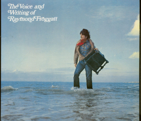 The Voice And Writting Of Raymond Froggatt (CD)