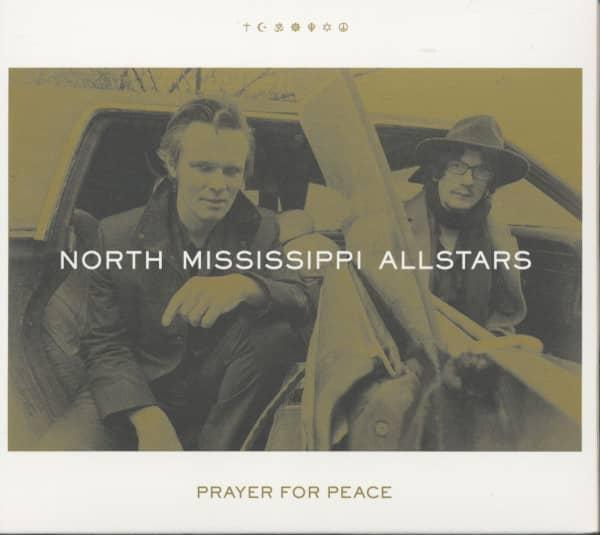 Prayer For Peace (CD)