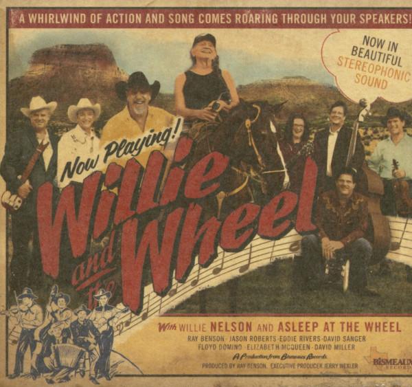 Willie & The Wheel (CD)