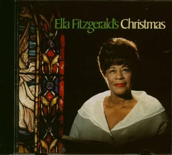 Ella Fitzgerald's Christmas (CD)