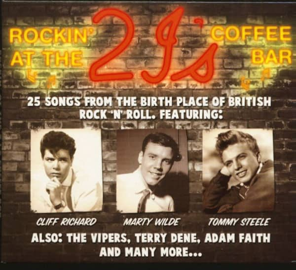 Rockin' At The 2 I's Coffee Bar (CD)