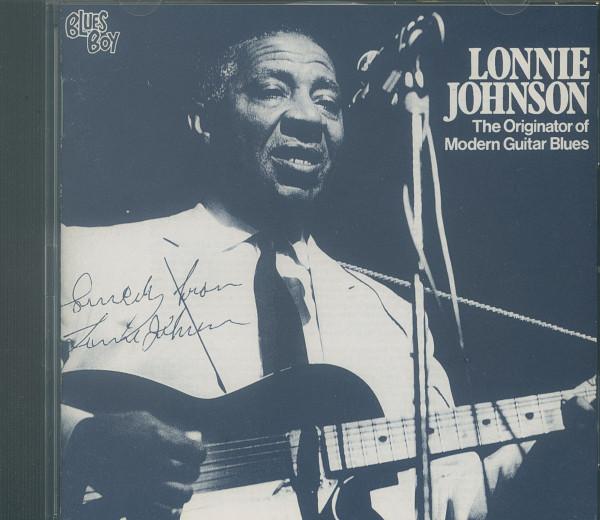 The Originator Of Modern Guitar Blues (CD)