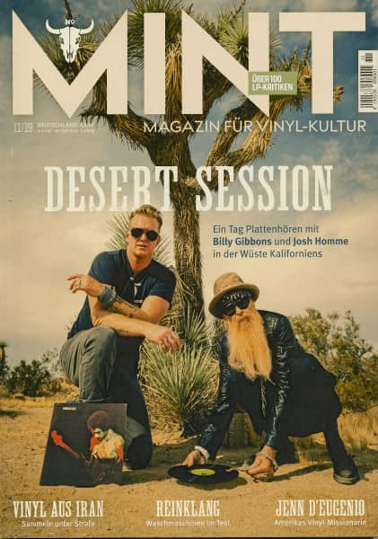 Mint Magazin #32, 11/19