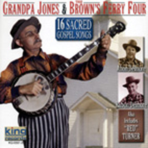 16 Sacred Gospel Songs (& Brown's Ferry Four)