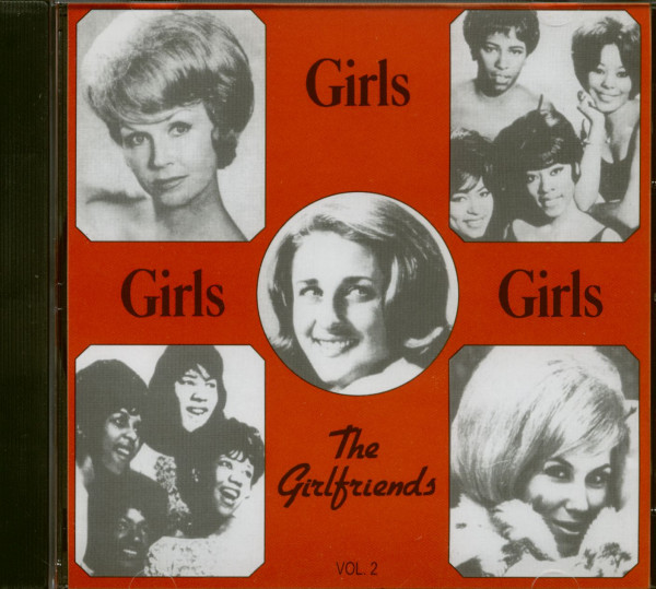 Girls, Girls, Girls Vol.2 (CD)