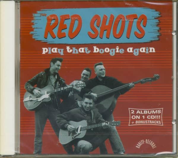Pray That Boogie Again (CD)