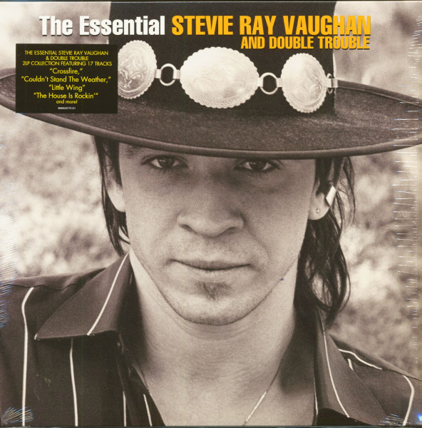 The Essential Stevie Ray Vaughan And Double Trouble (2-LP)