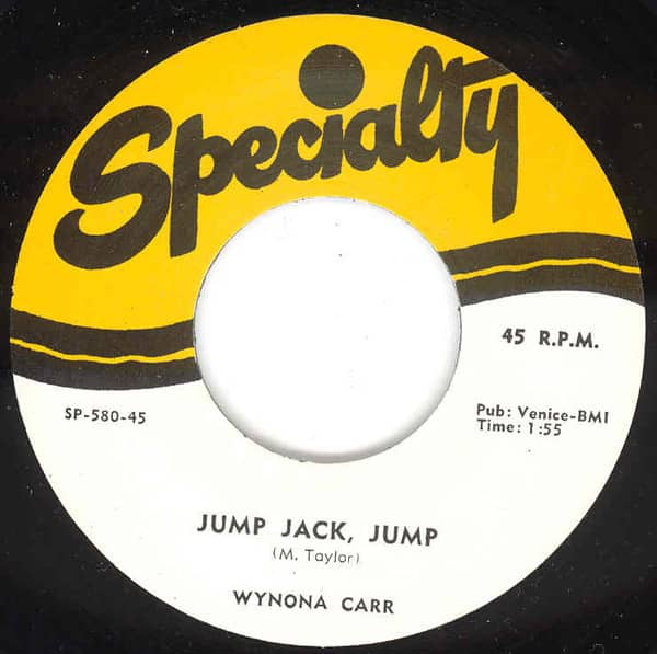 Jump Jack, Jump - Till The Well Runs...7inch, 45rpm